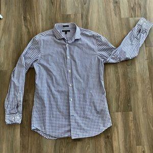 Grant Fit - Size L Banana Republic Casual Shirt
